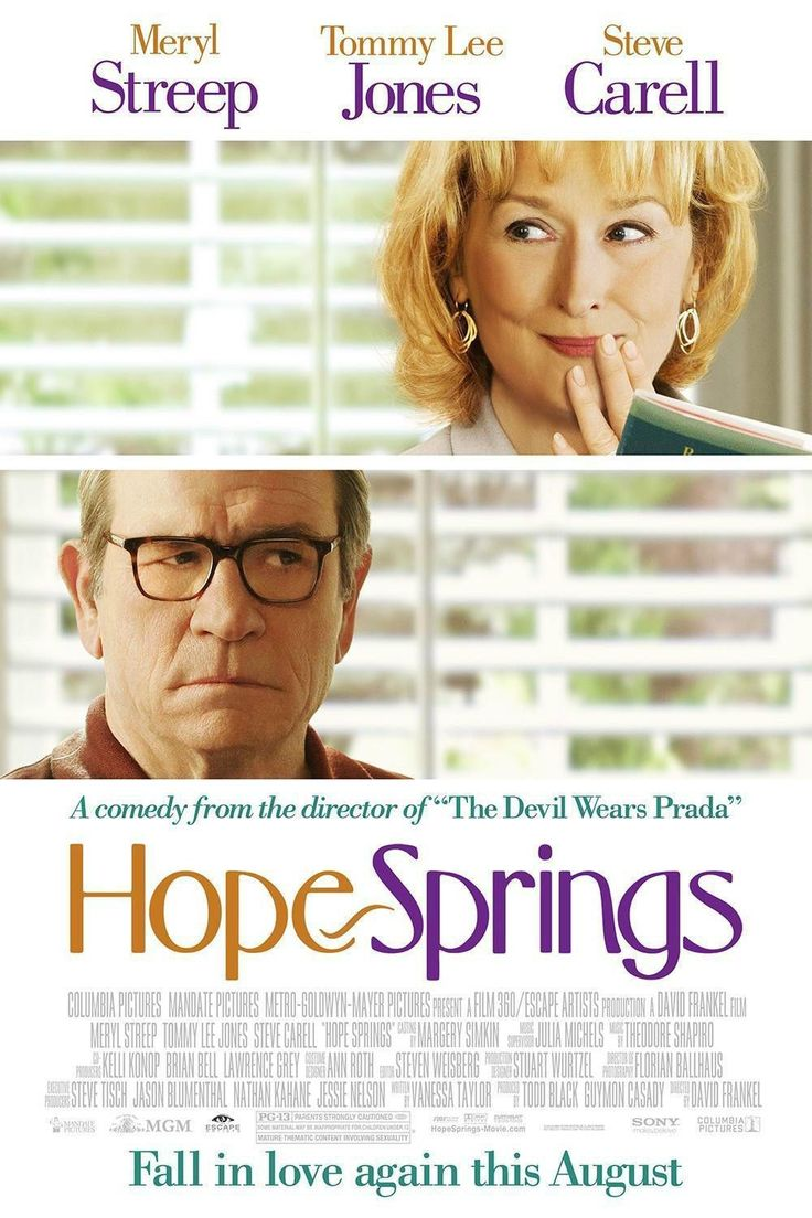 Hope Springs Movie Poster 27x40 Double Sided Rare Used Rony Clanton, Susan Misner, Tommy Lee Jones, Marin Ireland, Jack Haley, Jean Smart, Brett Rice, Elisabeth Shue, Charles Techman, Steve Carell, Bill Ladd, Mimi Rogers