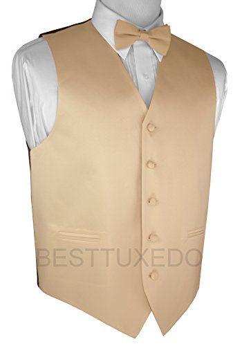 Brand Q Men's Tuxedo Vest and Bow-Tie Set-Champagne-XL Br... http://www.amazon.com/dp/B00H36W138/ref=cm_sw_r_pi_dp_tBKqxb0M7BRS4