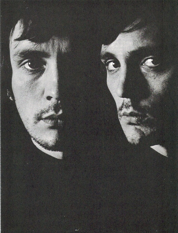 Terence Stamp by David Bailey