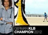 Emmanuel Normann Kitejunkie Teamrider und deutscher Meister im KLB 2012