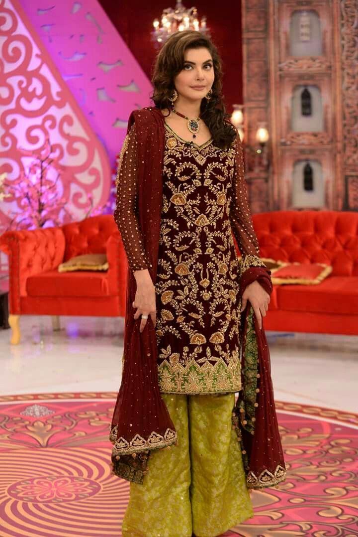 Pin by Samia Mughal on Pakistani formals dress.....dats