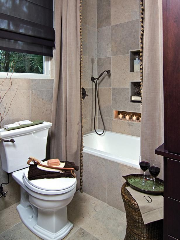 Inspiring bathroom remodels from nkba 2009 bathroom for Show me pictures of remodeled bathrooms