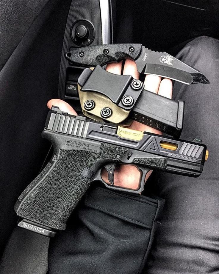 It's always a good day when you're rocking an Agency Arms G19 Urban!! - #Repost @ohio2a ・・・ Today is a good day.  #united2a #welcometothebrotherhood