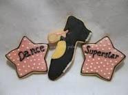 Tap Shoe Cookies