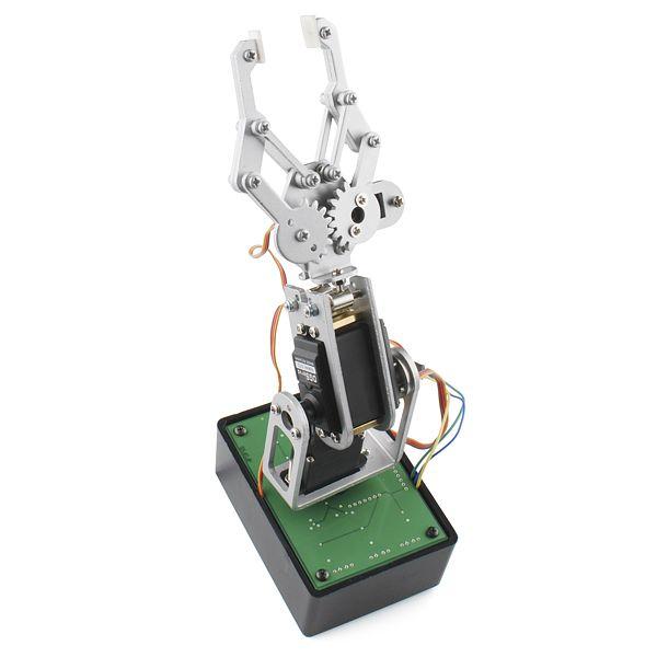 Robotic Claw - SparkFun Electronics