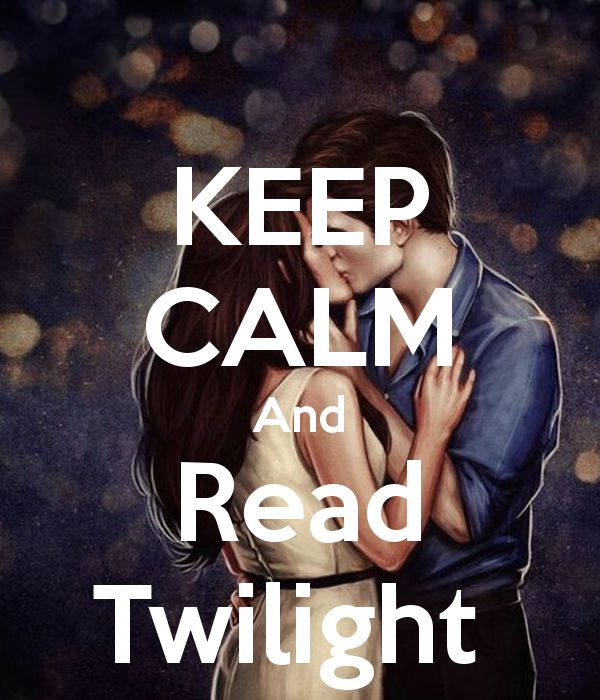 This is my new motto  #Twilight
