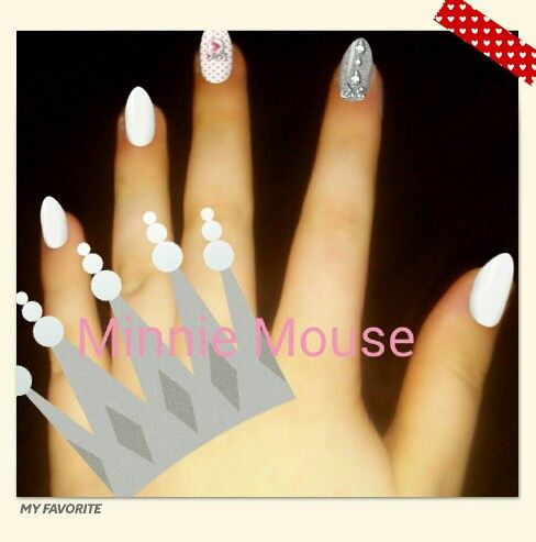 #YouCamNails#MinnieMouse