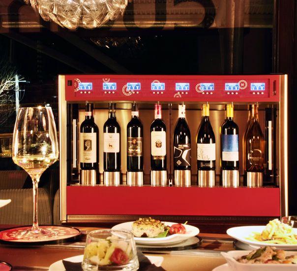 #Dispenser vino: versatile e conserva il vino per un mese http://idssermide.com/dispenser-vino-versatile-conserva-vino-un-mese/ #dispenservino