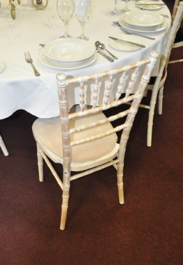 cheap chairs, tall tables & dance floor    Welcome to Chairman Hire Company- The wedding chair hire specialists! Wedding and Party Chair Rental Limewashed Camelot Silver Chivari Gold Chiavari Limewash
