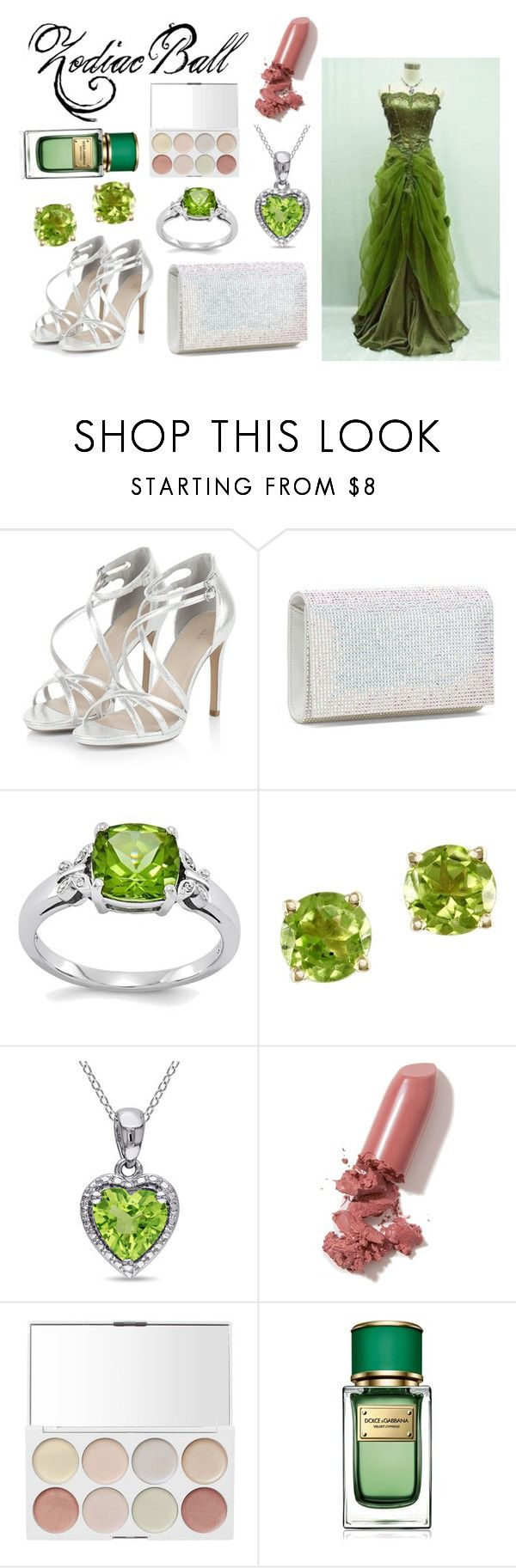 """""""Cancer"""" by cianne-hale on Polyvore featuring Effy Jewelry, Miadora, LAQA & Co., Dolce&Gabbana, zodiac, cancer and ball"""