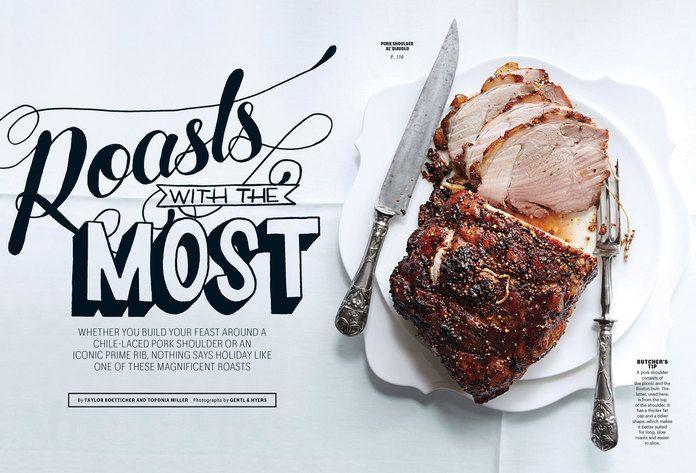 Magazine of the Year Finalist #2: Bon Appetit - Grids - SPD.ORG - Grids