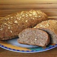 Fotografie receptu: Domácí celozrnný chléb