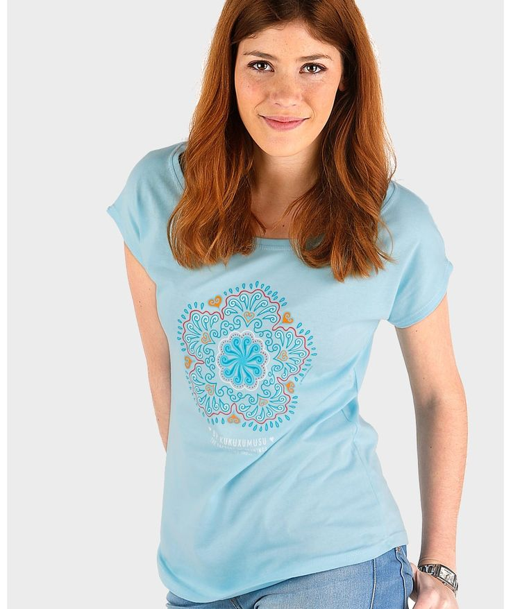 Camisetas originales mujer - Hibis