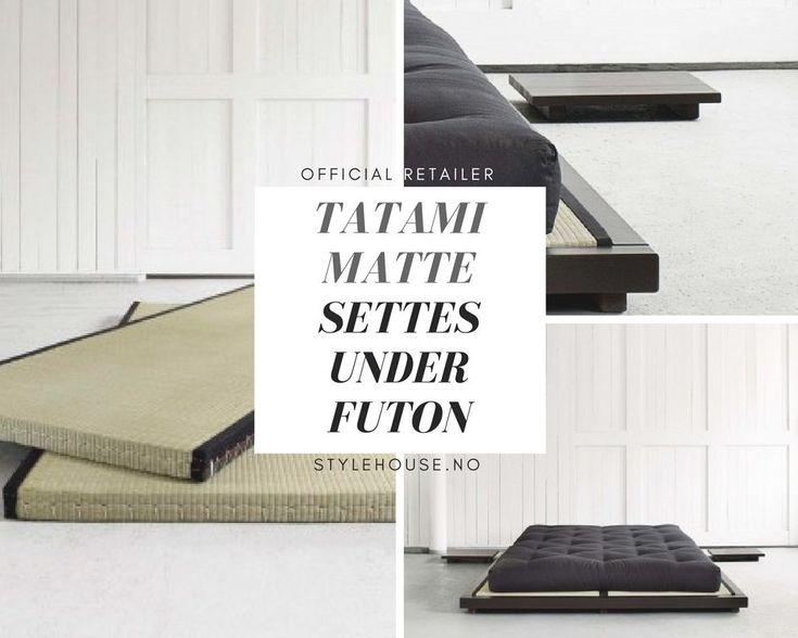 #tatami #tatamimatte #stylehouse #hypoallerfiskematerialer