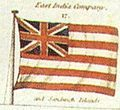 The East India Company was  a(from 1707) British joint-stock company formed to pursue trade with the East Indies but that ended up trading mainly with the Indian subcontinent, Qing Dynasty China, North-West Frontier Province and Balochistan. The company rose to account for half of the world's trade, particularly trade in basic commodities that included cotton, silk, indigo dye, salt, saltpetre, tea and opium. The company also ruled the beginnings of the British Empire in India.