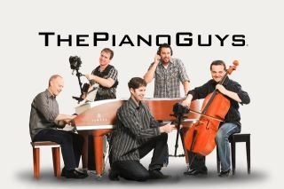 See The Piano Guys live!!!  Done:  November 10, 2012