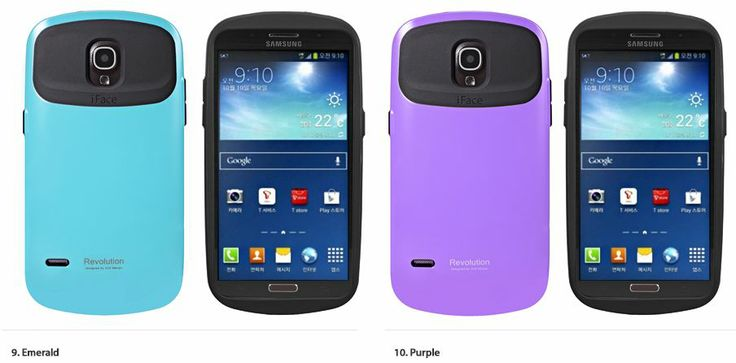 Why Buy iFace Revolution Anti-Shock Case for Galaxy ROUND?