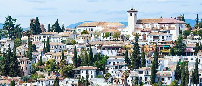 Guanajuato and Granada: Much in Common - don Quijote's Spanish Blog