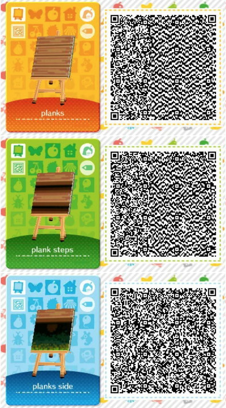 Acnl Path Stairs Plank Steps Deck Porch Edge