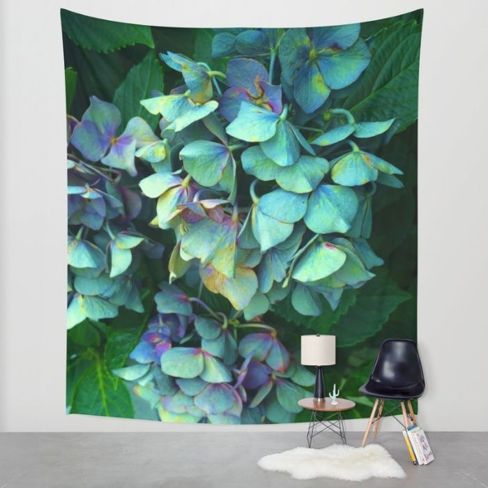Treasure of Nature VII Wall Tapestry by Mixed Imagery | Society6