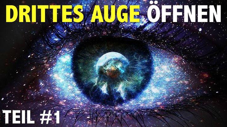 Drittes Auge öffnen & Zirbeldrüse aktivieren sind genau dasselbe. Es geht darum DMT aus der Zirbeldrüse bzw. dem dritten Auge freizulassen.