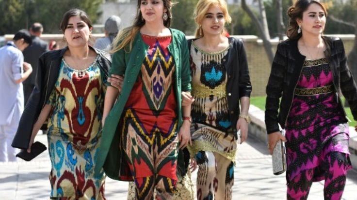 Flash - Tajikistan steps up battle against Islamic clothing - France 24