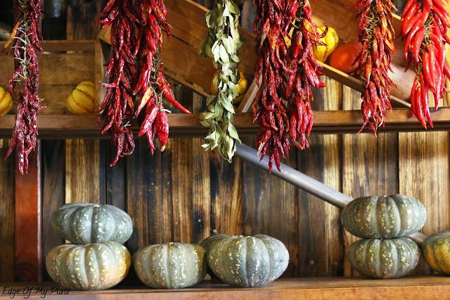 Edge Of My Plate: Autumn at The South Melbourne Market
