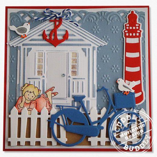 Scandinavian House < Craft Ideas | Cuddly Buddly Crafts
