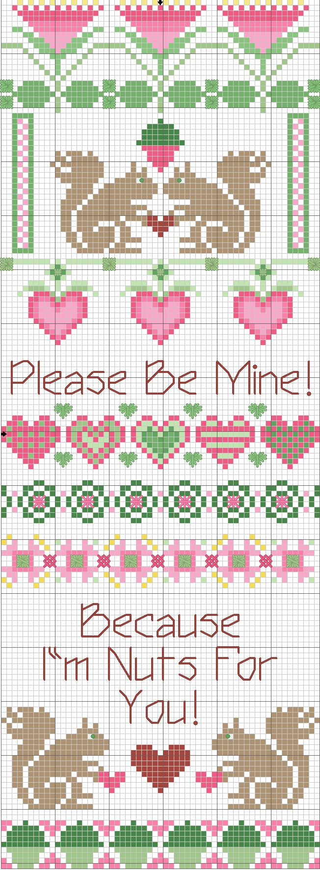 A Valentine Band Sampler, designed by Remy Lawler, blogger for Embroiderbee's Primary Hive.