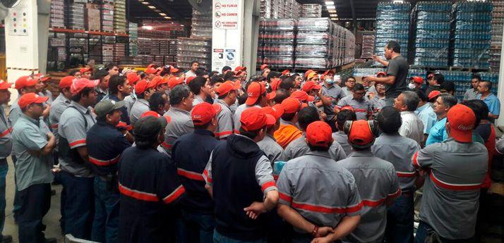 Guatemala EMBOCEN FEMSA Coca Cola STECSA