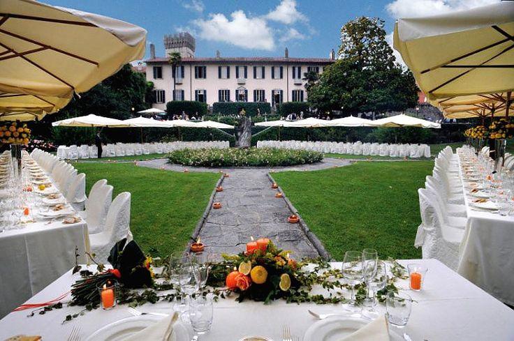 VILLA BOSSI - Villa Bodio Lomnago (Varese) Lombardia | Matrimoni e ricevimenti