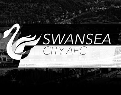 "Check out new work on my @Behance portfolio: ""Swansea City AFC - Rebrand"" http://be.net/gallery/45010771/Swansea-City-AFC-Rebrand"