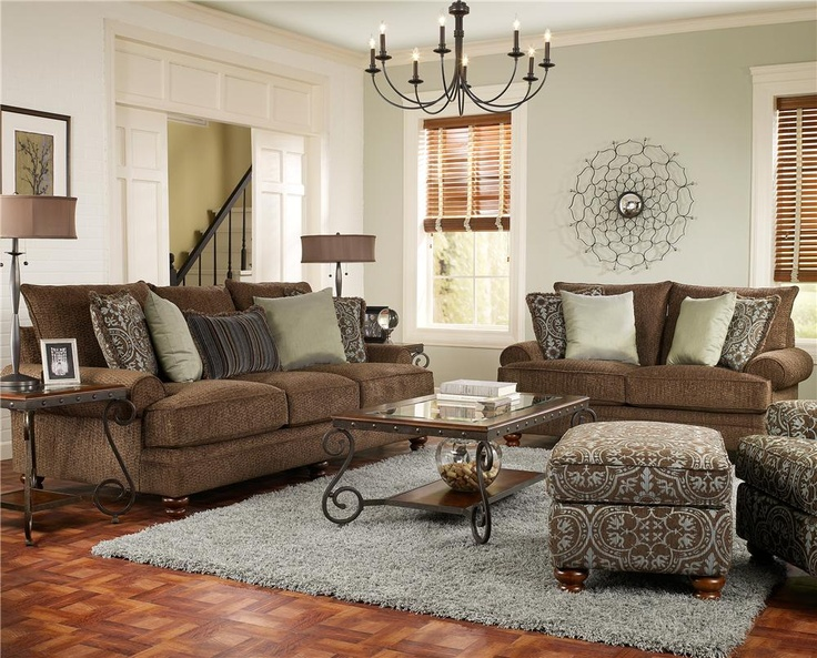 13 best images about living room on pinterest living for Casual living room furniture ideas