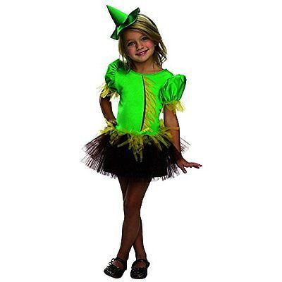Toddler Girl Scarecrow Costume
