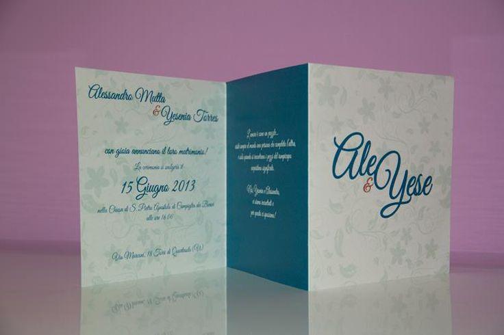 #invitation #wedding #matrimonio #partecipazione