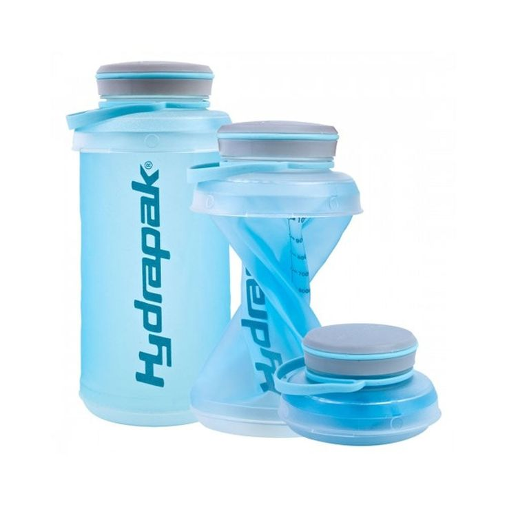 Hydrapak 1 Litre Stash Collapsible Water Bottle