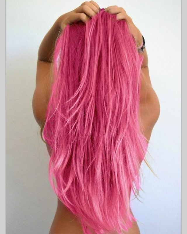 As Much As, I'd Personally NEVER Dye My Hair... This Is Really Pretty.