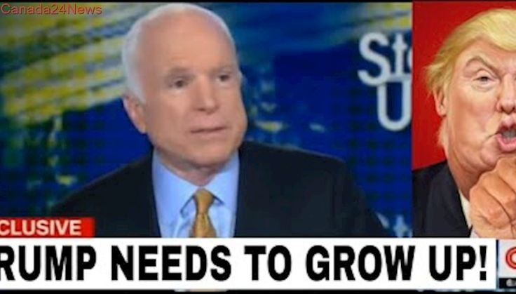 John McCain Goes Off On Trump After 'INSANE' Deal With Democrats and More (Full Interview)
