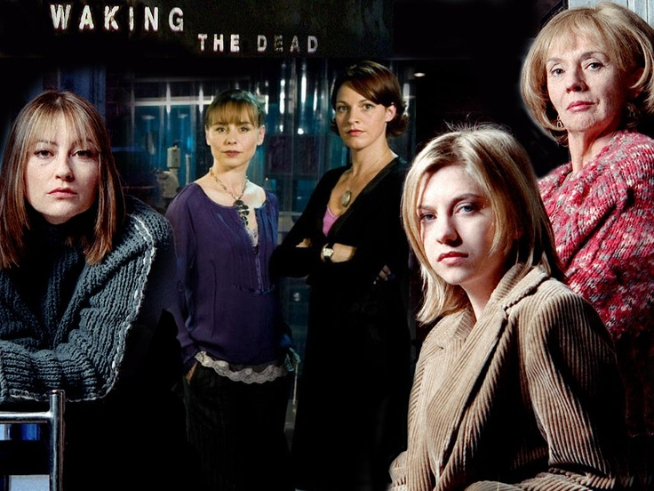 Waking the Dead - British TV series