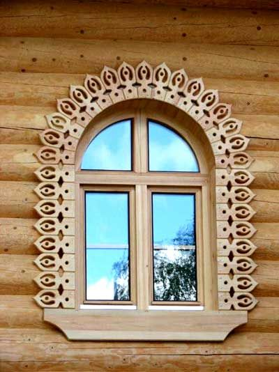 RUSSIAN WINDOW - much more simple than most but that's why I like it