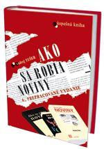 Kniha mapuje nielen vývoj žurnalistiky, ale aj výrobu najúspešnejšieho denníka na Slovensku - časť publikácie podrobne opisuje výrobný proces Nového Času