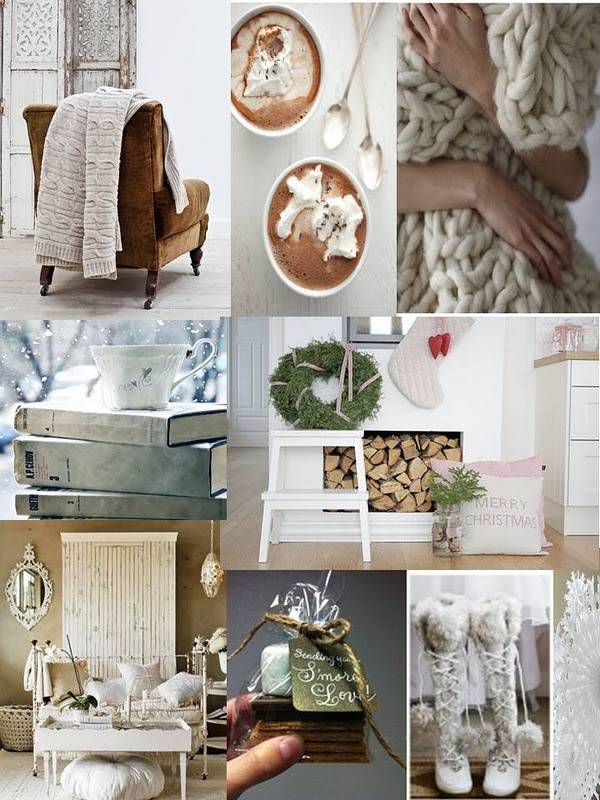 From rnlMusings {Cozy Winter Warmth}