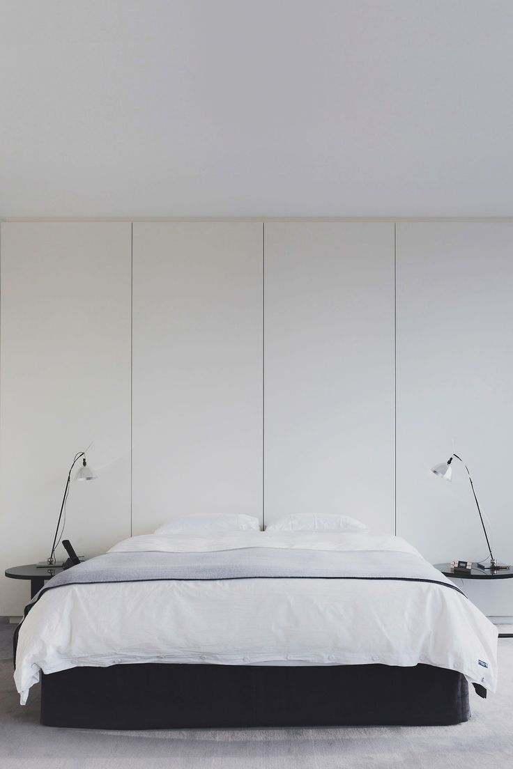 minimalist spaces with well thought storage and shelving systems