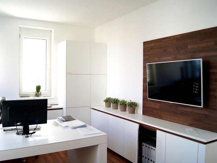 Arbeitsplatz | Schauraum | krumhuber.design   #planung #einrichtung #architektur