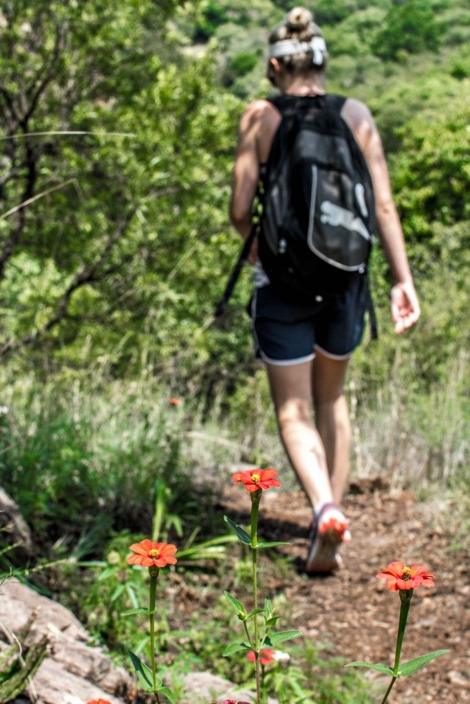 Hiking the Hennops Trails - just 40 minutes from Joburg