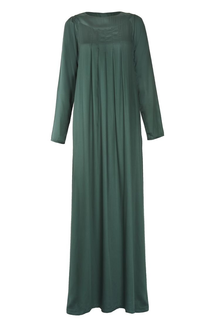Aab UK Sea Green Arno Abaya : Standard view