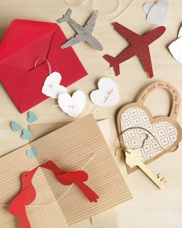 Valentine's Day idea - Craft these heartfelt wishes for your valentine.