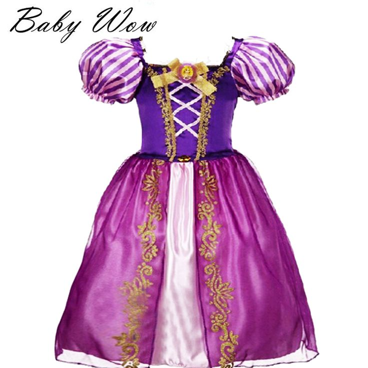 Age2-9Years Princess Girls Cinderella Dress Children Clothing Rapunzel Aurora Kids Cosplay Costume Masquerade Ball Gowns For Kid #>=#>=#>=#>=#> Click on the pin to check out discount price, color, size, shipping, etc. Save and like it!