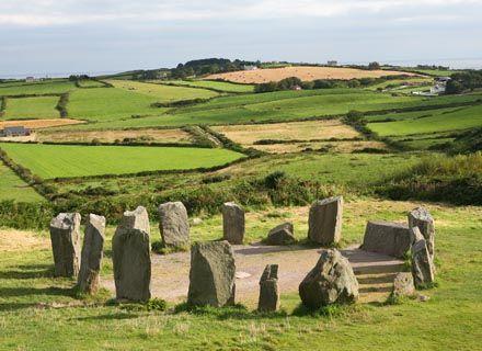 Steinkreis Drombeg Stone Circle - County Cork