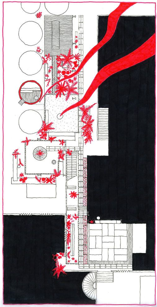 Charming Image 21 Of 23 From Gallery Of Taitung Ruin Academy / Marco Casagrande.  Second Floor Plan